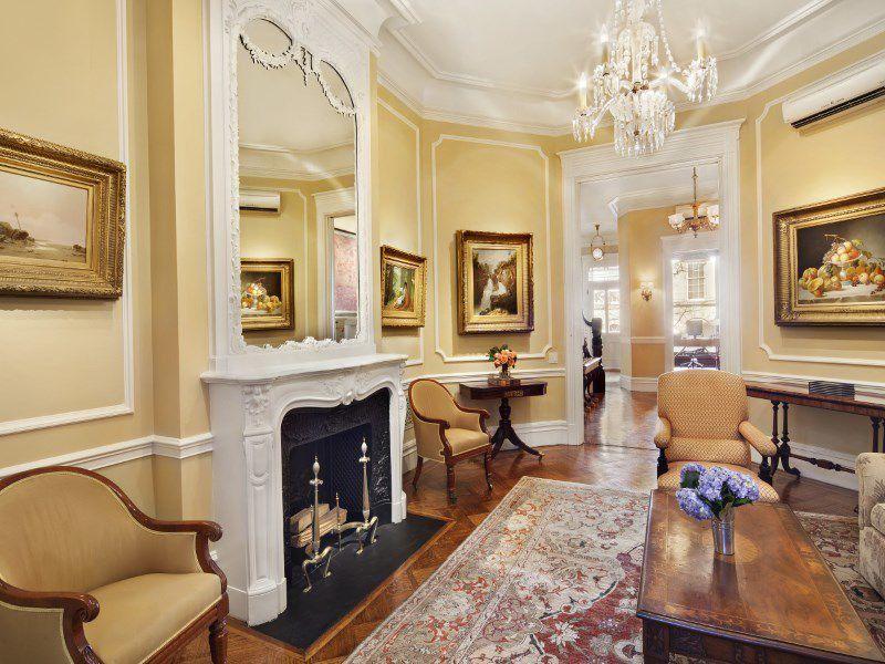 1st Floor Parlor Level Living Room-2016