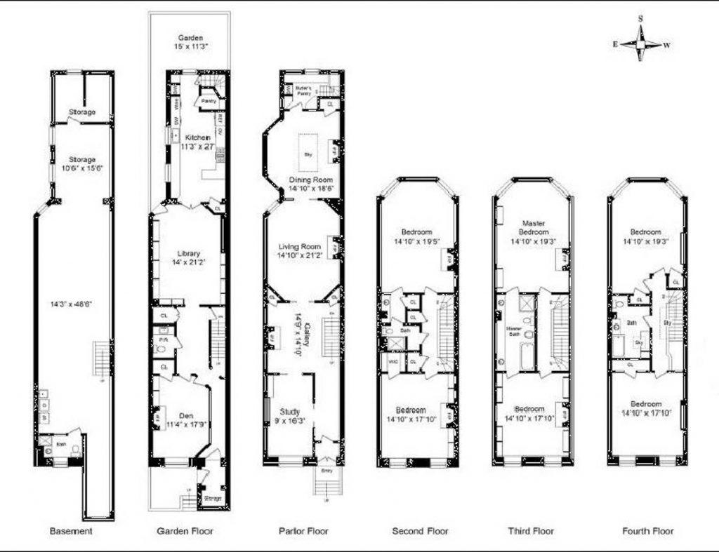 Floor Plans - 2016
